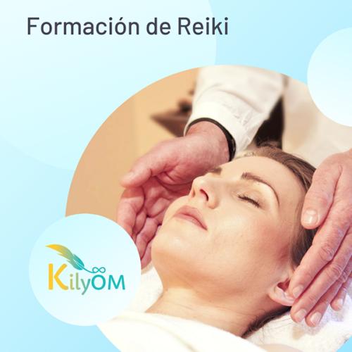 Formación de Reiki - KilYOM
