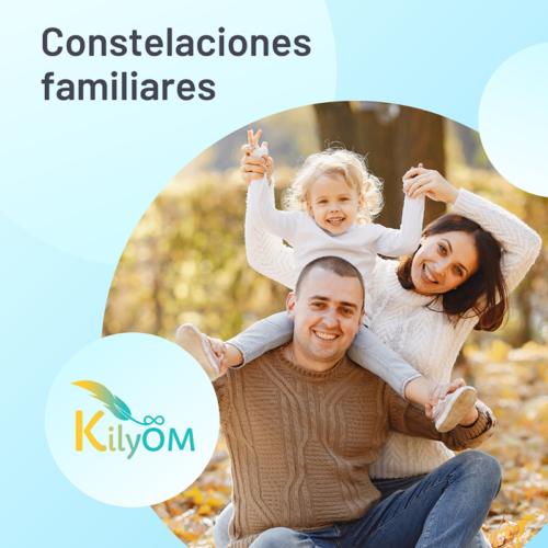 Sesión constelaciones familiares - KilyOM