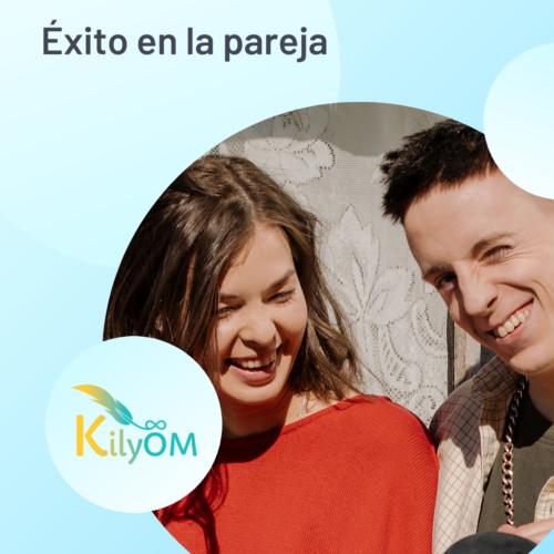 Sesión de éxito en la pareja - KilyOM