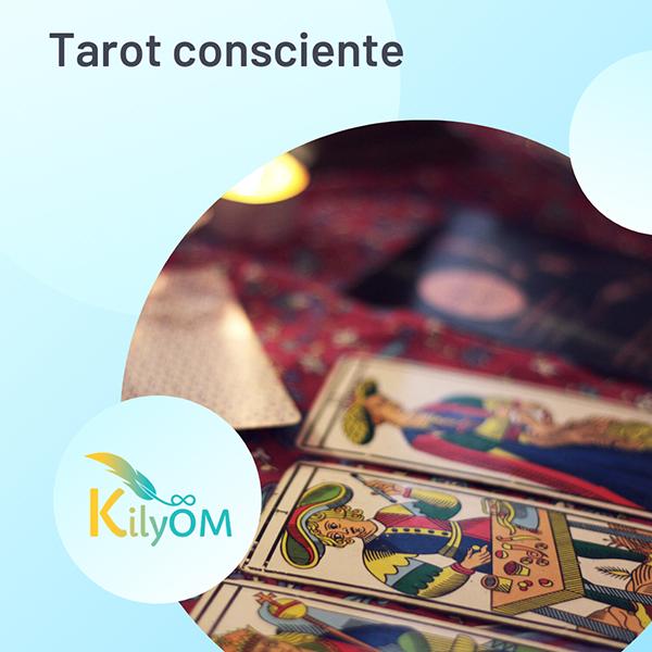 Sesión de tarot consciente - KilyOM