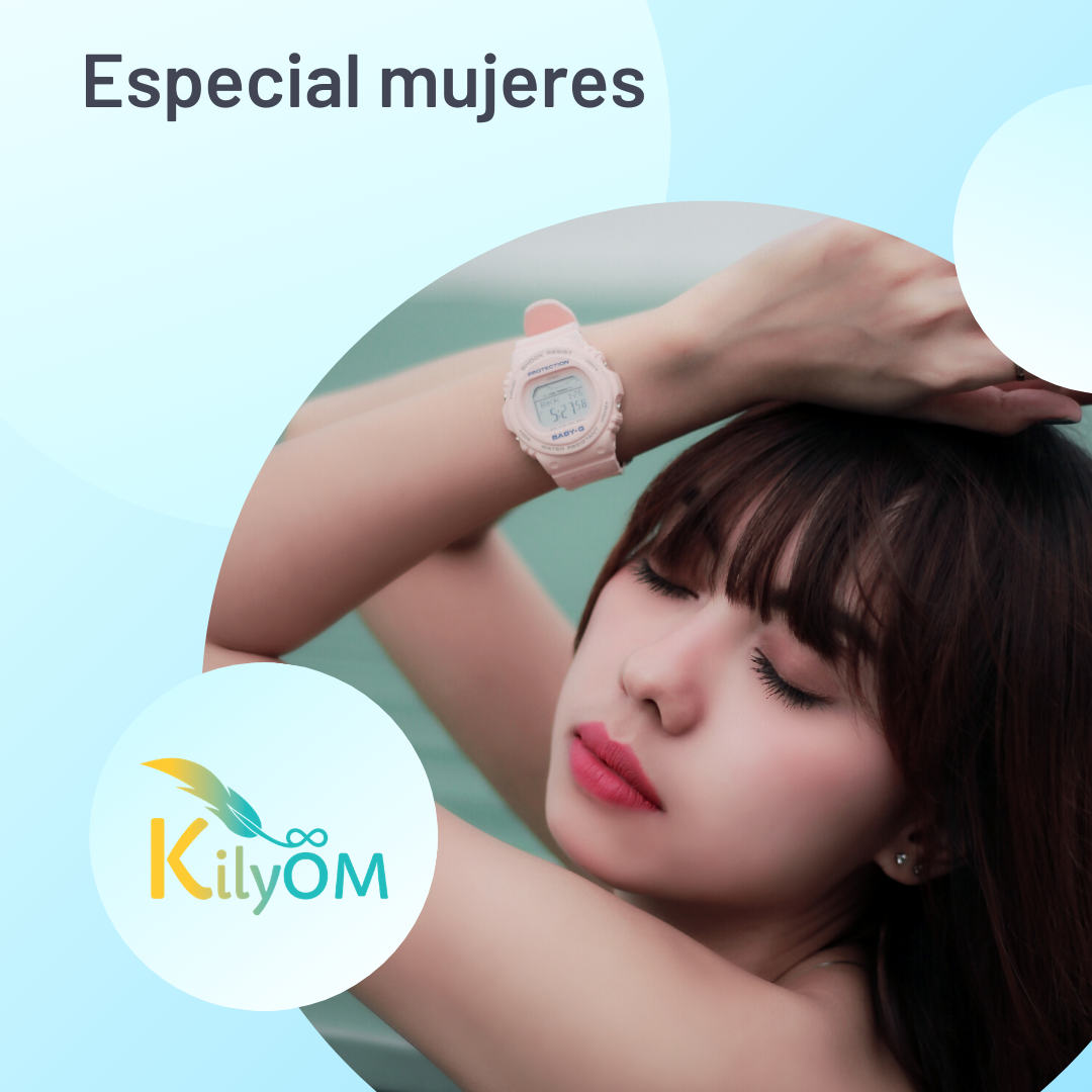 Sesión especial mujeres - KilyOM