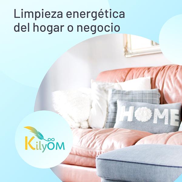 Limpieza energética de hogar o negocio - KilyOM