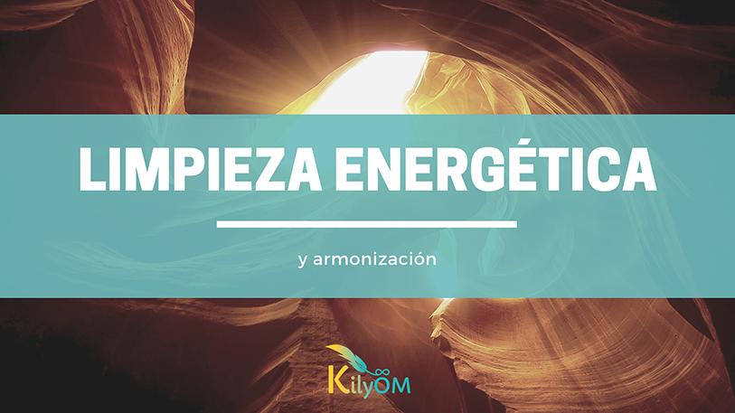 Limpieza energética y armonización - KilyOM