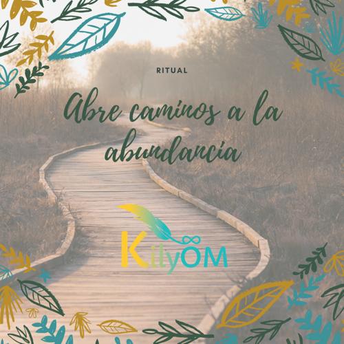 Ritual abre caminos - KilyOM