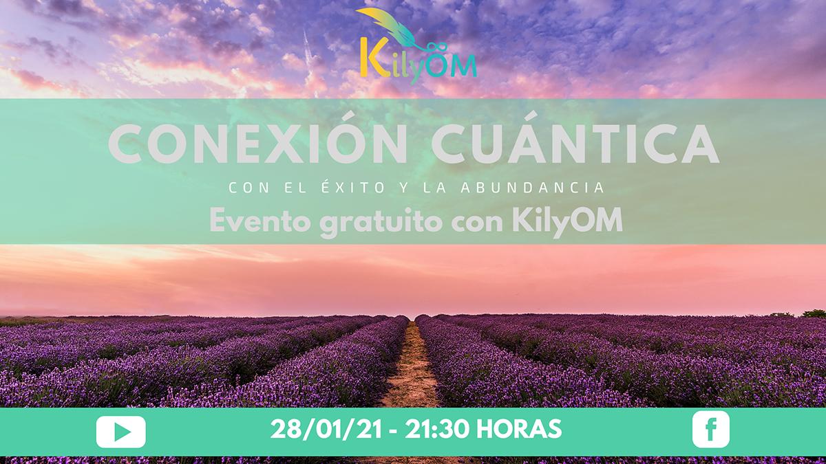 Evento conexión cuántica 28 enero